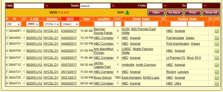 HBC Arsenal