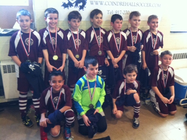 BU10-11 2nd Place - Kings Park Explosion