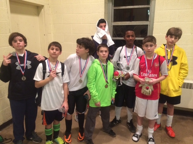 BU13-14 2nd Place - Harborfields Brotherhood