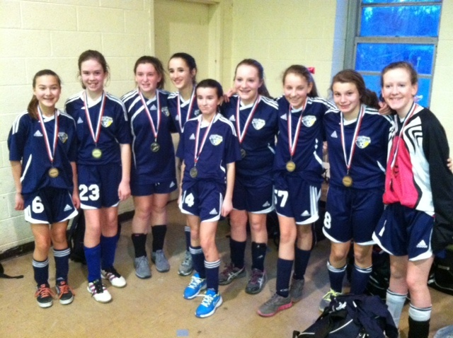 GU12 2nd Place - Northport Surf