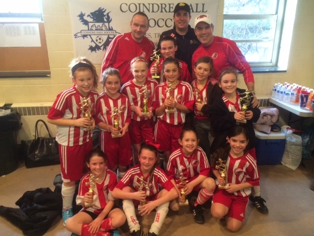 GU9-10 1st Place - Cold Spring Harbor Crushers